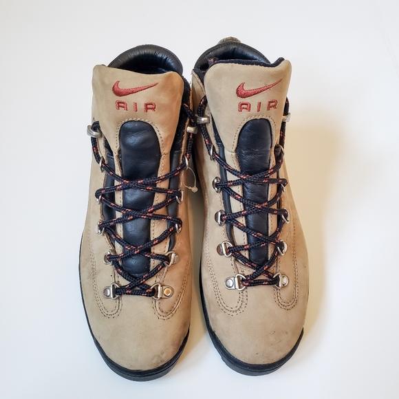 Nike ACG Shoes | Vintage Leather Hiking